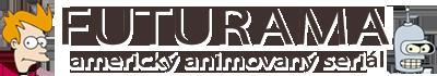 Futurama online česky ke shlédnutí zdarma Logo